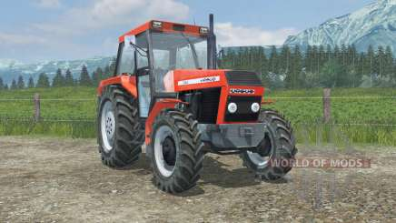 Ursus 1014 moveable axis para Farming Simulator 2013