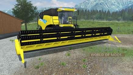 A New Holland CR9090 multifruiƭ para Farming Simulator 2013