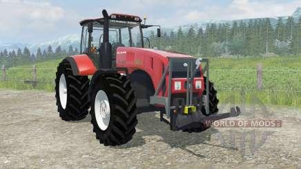 MTW-Bielorrússia 3022 para Farming Simulator 2013