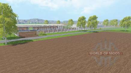 Marmara v1.5.5 para Farming Simulator 2015