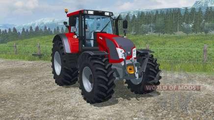 Valtra N163 twin wheels para Farming Simulator 2013