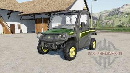 John Deere XUV865M metallic para Farming Simulator 2017