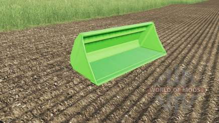John Deere attachments set para Farming Simulator 2017