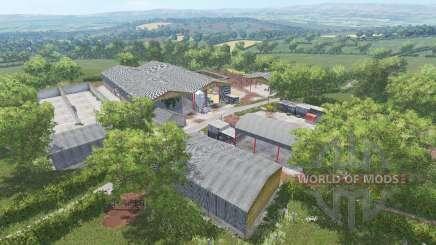 Knaveswell Farm Extended para Farming Simulator 2015