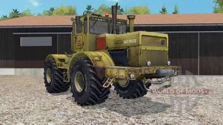 Kirovets K-700A animado mangueiras hidráulicas para Farming Simulator 2015