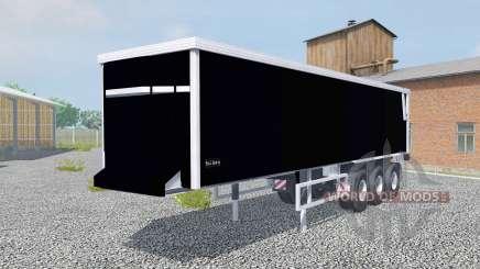 Kroger Agroliner SRB3-35 & Siga Duo para Farming Simulator 2013