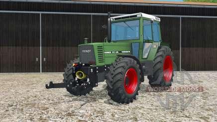 Fendt Farmer 310 LSA Turbomatik fruit salad para Farming Simulator 2015