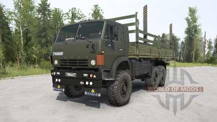 KamAZ-53202 para MudRunner