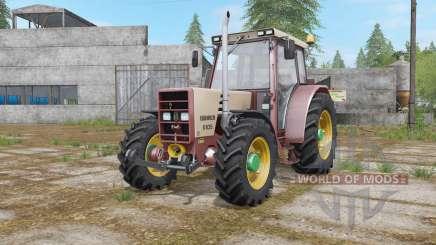 Buhrer 6105 A with additional option para Farming Simulator 2017