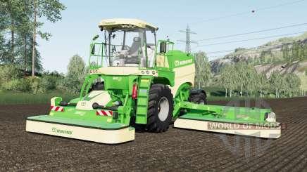 Krone BiG M 450 twenty-five percent cheaper para Farming Simulator 2017