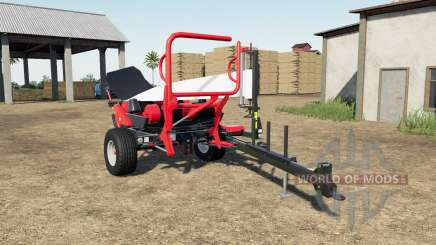 Ursus Z-586 light brilliant red para Farming Simulator 2017