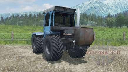 HTZ-17221 dinâmica de exaustão para Farming Simulator 2013