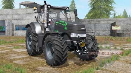 Case IH Puma 185〡200〡240 CVX Preto Pantheᶉ para Farming Simulator 2017