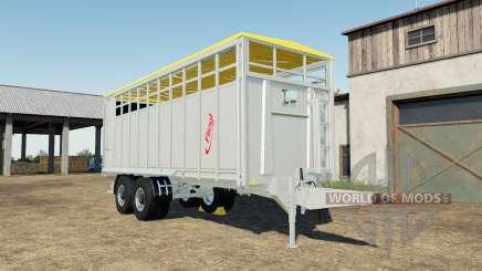 Fliegl TTW para Farming Simulator 2017