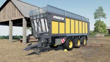 Joskin Drakkar 8600 three color options para Farming Simulator 2017