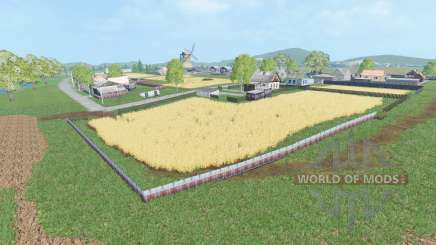 Retorno para Farming Simulator 2015