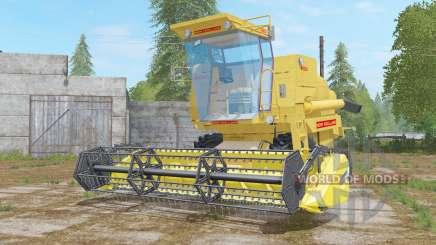 New Holland Clayson 8050 wheels options para Farming Simulator 2017
