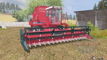Internacional de 1480, de Fluxo Axial de tracção integral on〡off para Farming Simulator 2013