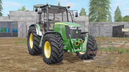 A John Deere 5075M〡5085M〡5100M〡5115M para Farming Simulator 2017
