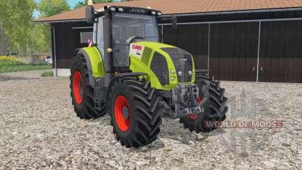 Claas Axion 850 rodas weightʂ para Farming Simulator 2015