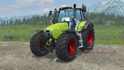 Hurlimann XL 130 no verde para Farming Simulator 2013
