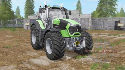 Deutz-Fahr 9-series LED beacons para Farming Simulator 2017
