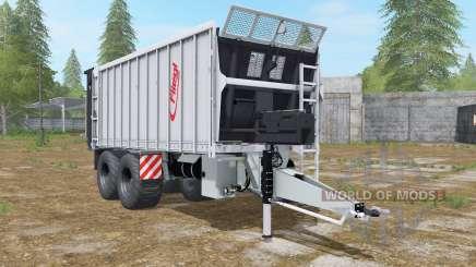 Fliegl Gigant ASW 268 para Farming Simulator 2017