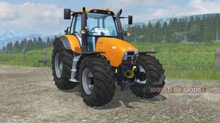 Hurlimann XL 130 orange para Farming Simulator 2013