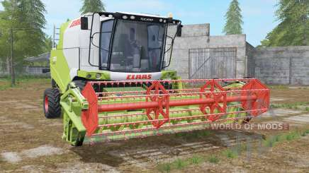 Claas Tucano 320 fixed some bugs para Farming Simulator 2017