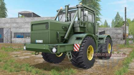 Kirovets K-700A escolha da cor para Farming Simulator 2017