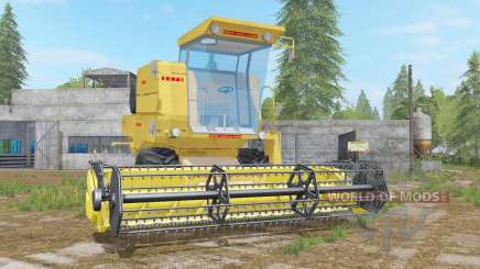 New Holland Clayson 8070 tyre selection para Farming Simulator 2017