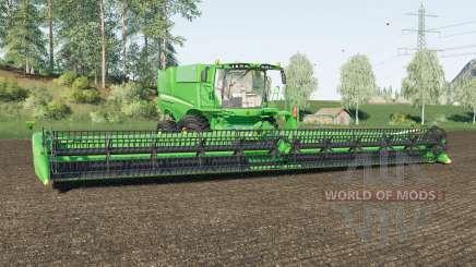 John Deere S790 with SeatCam para Farming Simulator 2017