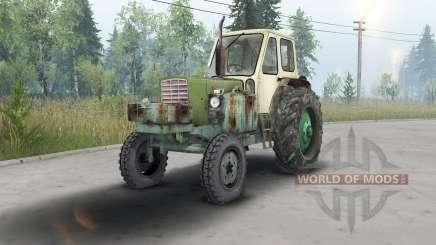 YUMZ-6K verde-amarelo para Spin Tires