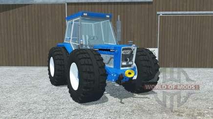 Ford County 764 weight 800 kg para Farming Simulator 2013
