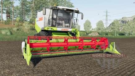 Claas Lexion 530 and S 600 para Farming Simulator 2017