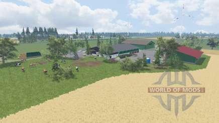 Am Deich para Farming Simulator 2015