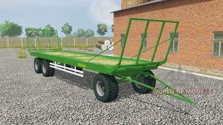 Pronar T026 north texas green para Farming Simulator 2013