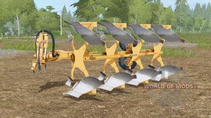 Moro Aratri QRV 20A Raptor para Farming Simulator 2017