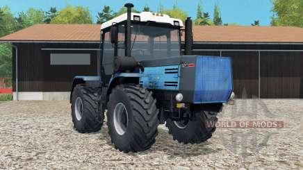 HTZ-17221-21 de ardósia escura, azul para Farming Simulator 2015
