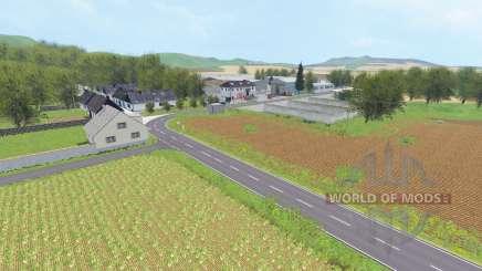 Agrofarm Kvasovec para Farming Simulator 2015