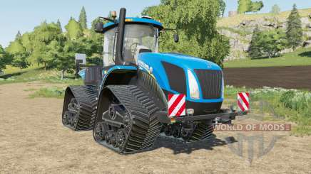 New Holland T9-series selectable SmartTrax para Farming Simulator 2017