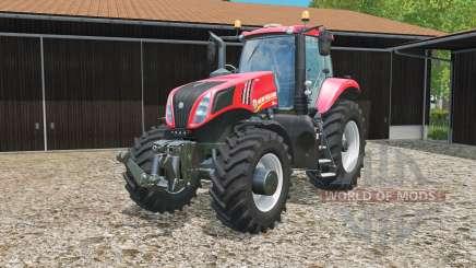 New Holland T8.435 Power Plus para Farming Simulator 2015