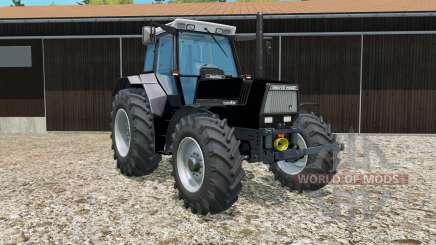 Deutz-Fahr AgroStar 6.61 repainted in black para Farming Simulator 2015