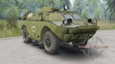 BRDM-2 v2.0 para Spin Tires