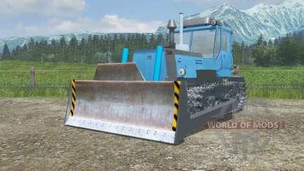 T-150-09 com uma lâmina para Farming Simulator 2013