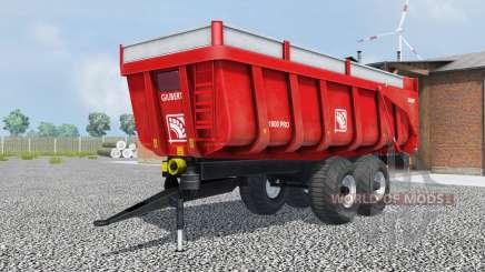 Gilibert 1800 Pro all the fruit para Farming Simulator 2013