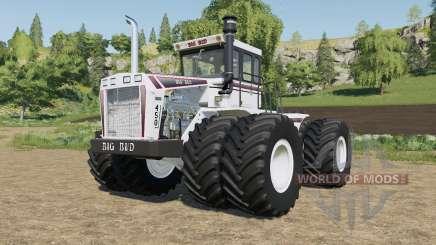 Big Bud 450-50 with few real addons para Farming Simulator 2017
