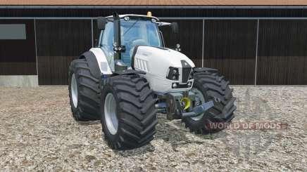 Lamborghini Mach 230 VRT wide tires para Farming Simulator 2015