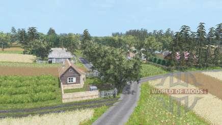 Srednia Wies v7.0 para Farming Simulator 2015