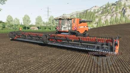 Case IH Axial-Flow 9240 added wide tires para Farming Simulator 2017
